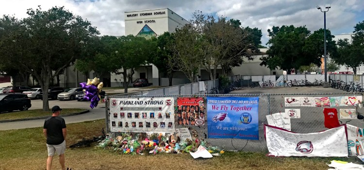 Marjory Stoneman Douglas Observes 'A Day of Service and Love' on February 14