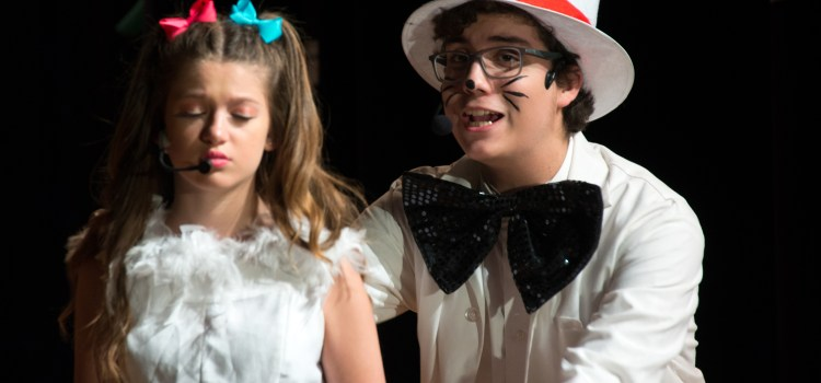 "Oh, The Show They Put on!  Westglades Middle School Students Perform ""Seussical"""
