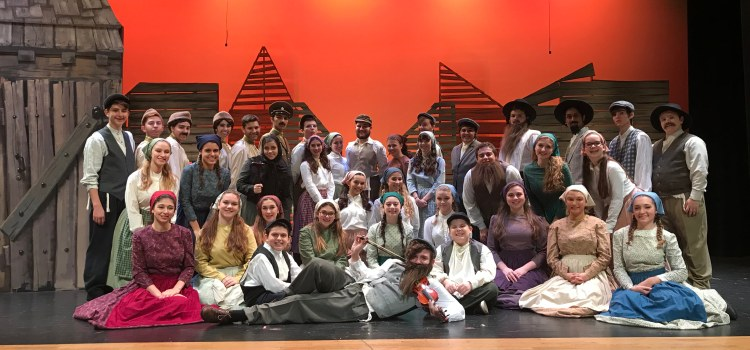 Marjory Stoneman Douglas Earns 15 Nominations at Upcoming High School Theater Awards