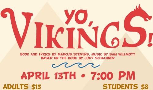 Marjory Stoneman Douglas Drama Presents 'Yo Vikings!'