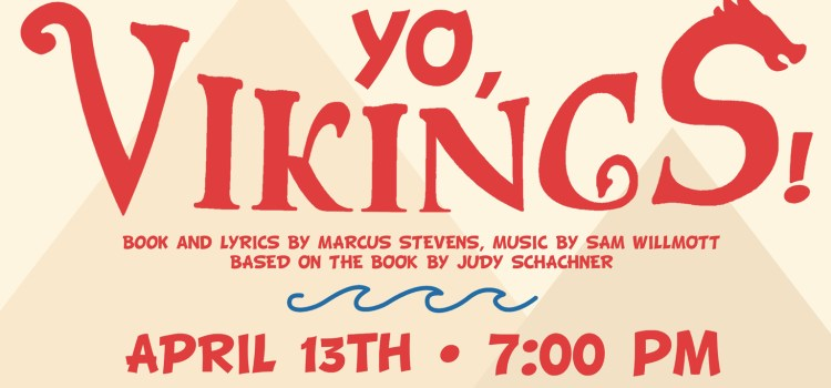 Marjory Stoneman Douglas Drama Presents 'Yo Vikings!'