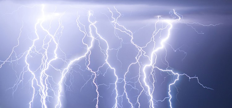 Lightning Strikes Two People, Killing One in Parkland