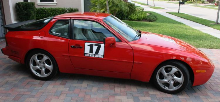 Parkland Resident Auctions Off Beloved Classic Porsche for Shooting Victim's Organization