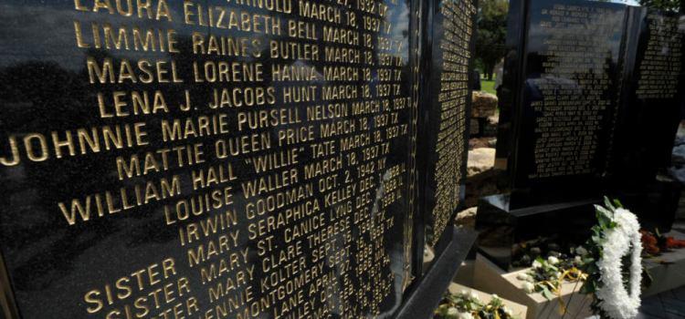 Beigel, Feis and Hixon Honored at Memorial for Fallen Teachers