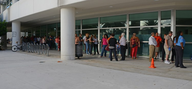 When and Where: Early Voting for Broward County 2018 Midterm Elections