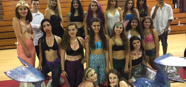 Marjory Stoneman Douglas Drama Presents a 'Not So Scary Halloween' for Local Children