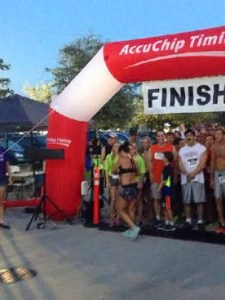 Participants in the Parkland Dash Run Their Course this Weekend