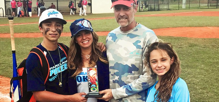 Former Marine and Parkland Father in the Fight of his Life After Cancer Diagnosis