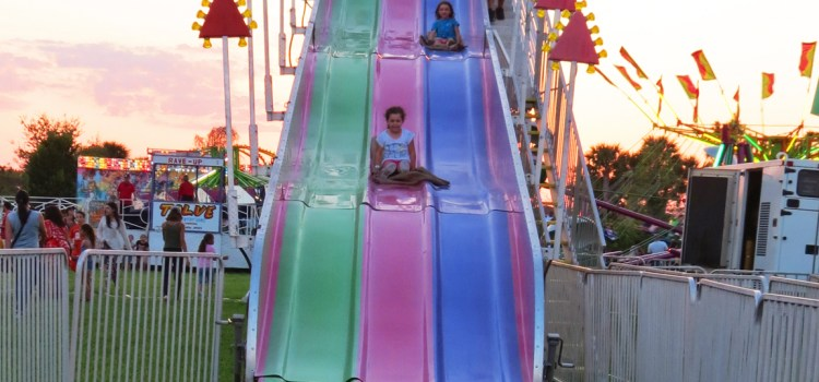Parkland's Family Fun Fest and Carnival is Back for Three Exciting Days
