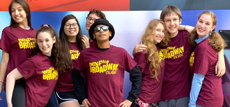Next Stop Broadway Presents Local Students in 'The Drowsy Chaperone'
