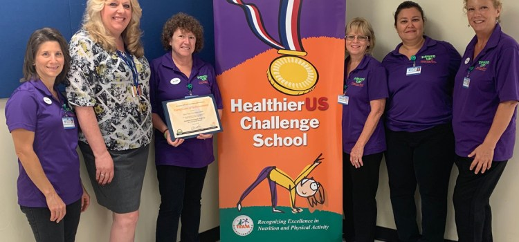 Parkland Schools Receive Grant for Promoting Health and Wellness