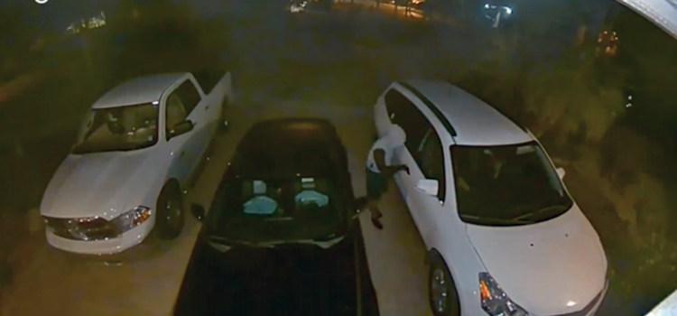 BSO Investigates Suspicious Persons Burglarizing Cars in Parkland