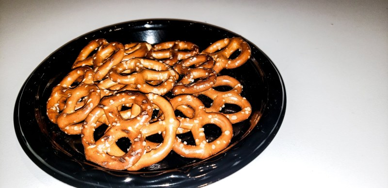 Pretzels without flash edited