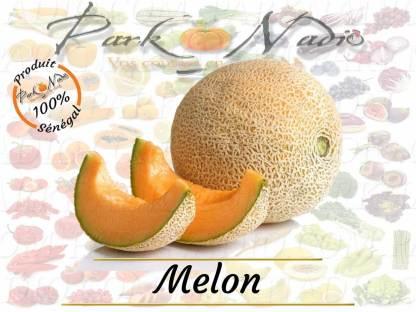 Melon charentais