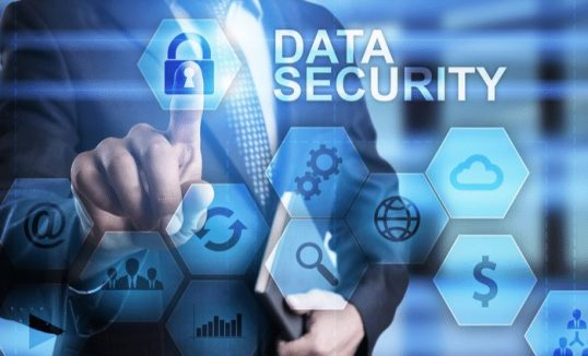 Cloud benefits also provides data security