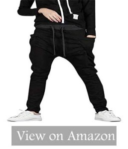 Sports Well Casual Jogging Harem Pants Sweatpants Running Trousers