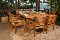 Wood Outdoor Furniture | at the galleria