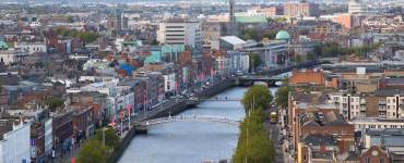 the liffey river