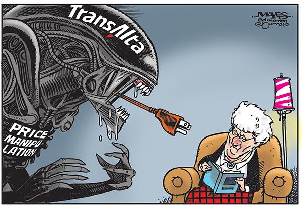 TransAlta Alien