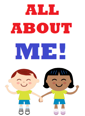 """all About Me Week"" Is Next!  Park Prep Academy Private Preschool Of New Jersey"