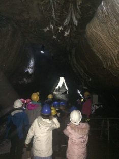 Ingleborough Caves - Year 5 - 2018