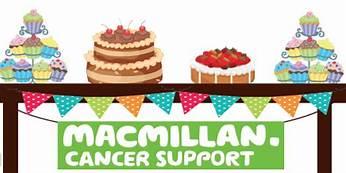 Macmillan Cake Bake!