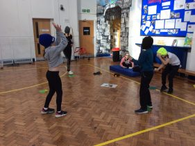 Crazy Circuits for Sports Relief