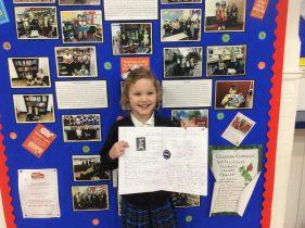 Ellie's Amazing Writing!