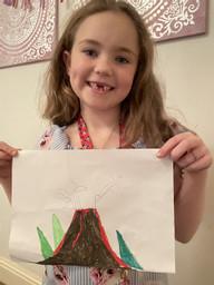 volcano art 13