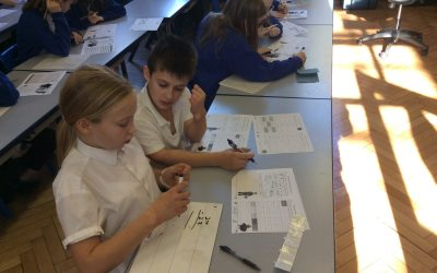 Year Six Detectives!