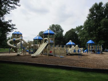 Dogwood Park Chesterton Indiana Little Tikes Playground