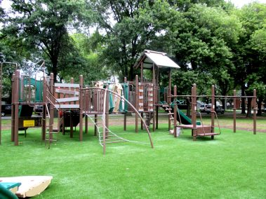 Friendship Park Indiana Little Tikes Playground