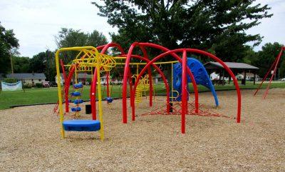 Koomler Park Indiana Little Tikes Playground