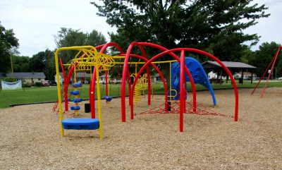 Koomler Park Indiana Little Tikes Playground