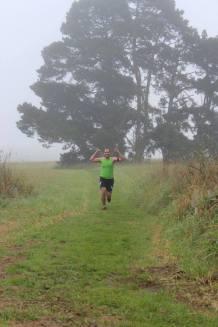 A foggy finish - Bowral (38)