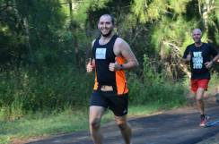 Feeling good on the second lap - Panania (52)