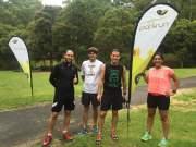 Tourists at the toughest parkrun in Australia - Blackbutt (49)