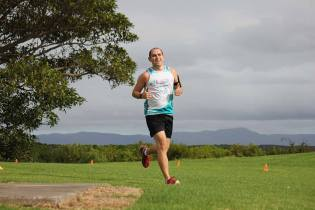 Coming into the finish line - Shellharbour (48)