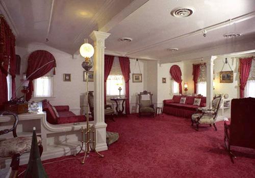Inside Walt's Apartment