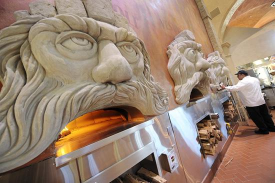 Via Napoli Ovens