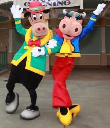 Decide Vote Determine Disney Characters
