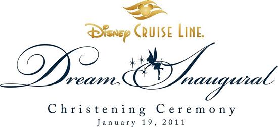 Disney Dream Christening Ceremony