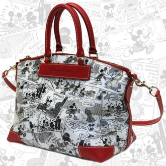 New Satchel from the Dooney & Bourke Comic Collection