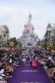 Disney Parks Bon Anniversaire Disneyland Paris