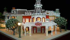 Join Robert Olszewski for the Release of 'The Plaza Restaurant ~ Plaza Ice Cream Parlor' at Downtown Disney
