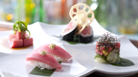 New Sushi Offerings from the New California Grill Menu at Disney's Contemporary Resort at Walt Disney World Resort