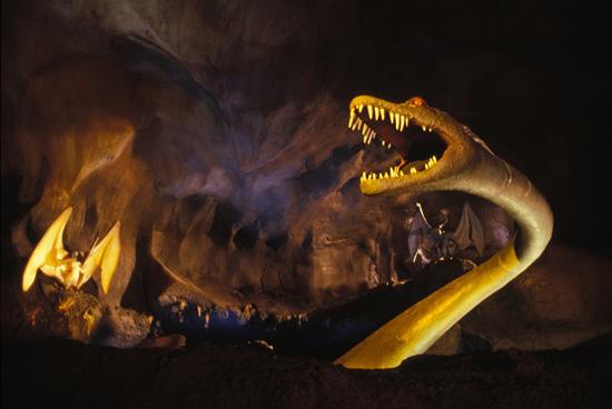 Dino Drama at Epcot