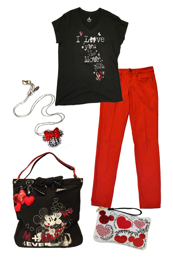 Disney Style Snapshots: A Love-ly Disney Outfit