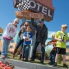Race Car Driver Kurt Busch Goes Full Throttle With Guests at Disney's Art of Animation Resort
