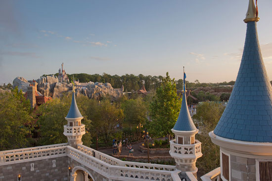 New Fantasyland at Magic Kingdom Park